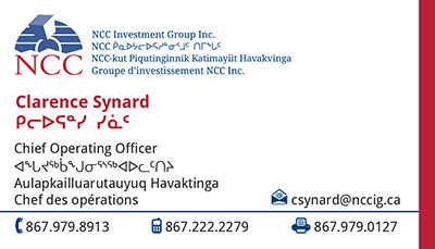 Clarence Synard - Chief Operating Officer