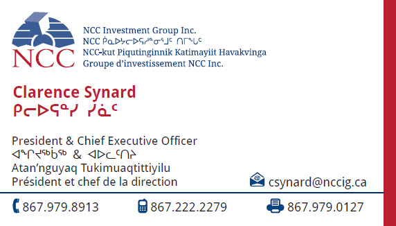 Clarence Synard - Acting President and CEO