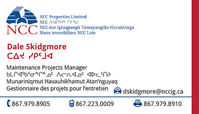 Dale Skidmore - Maintenance Projects Manager.